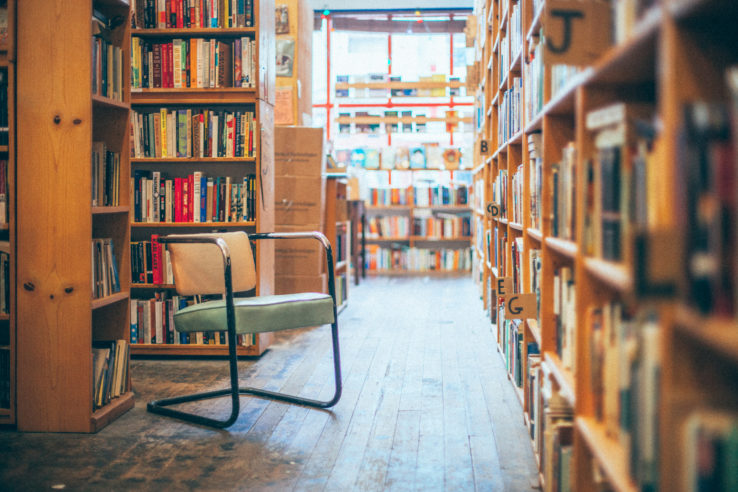 Five Bookstores You Should Visit in San Francisco