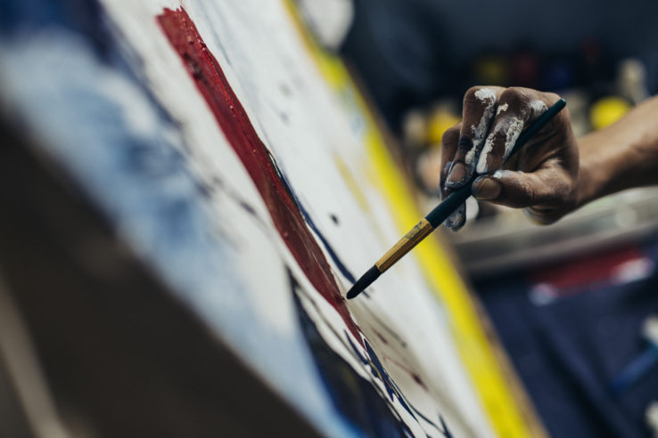 Three Steps to a Great Painting